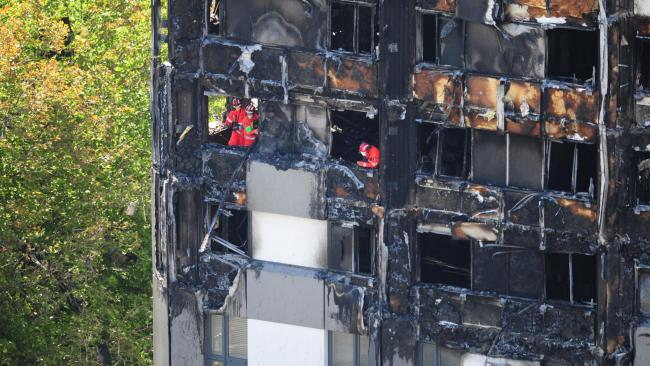 Hundreds of Other British Buildings Could Face Fire Threat